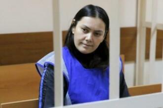 Bona care a decapitat un copil la Moscova a fost inculpata pentru