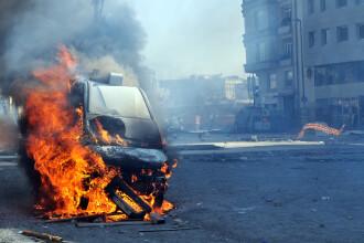 120 de victime, morti si raniti, dupa ce o masina-capcana a explodat in Irak.