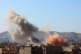 Un lider ISIS a fost tinta unui bombardament al coalitiei, potrivit unui oficial american. Ce s-ar fi intamplat cu el
