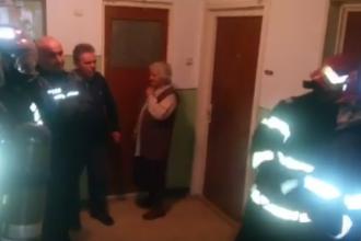 Doua surori au fost gasite moarte intr-un apartament din Constanta. Pompierii, nevoiti sa sparga usa. VIDEO