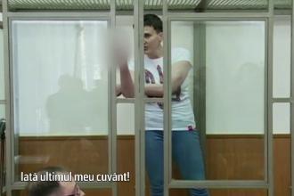 Un tribunal din Rusia da verdictul in cazul Nadiei Savcenko . Pilotul e acuzat de uciderea a doi ziaristi rusi