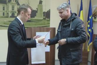 Localnici premiati pentru ca sesizeaza primariei problemele din oras. Aplicatia cu care se mandreste Botosaniul
