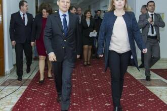 Dacian Ciolos si Anca Dragu nu au vrut sa piarda timpul la comisiile care cauta