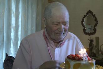 Ion Besoiu a implinit 85 de ani. Mesajul sincer transmis de actor: