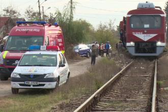 Scurtatura spre casa i-a adus moartea. O femeie din Prahova a fost izbita in plin de tren