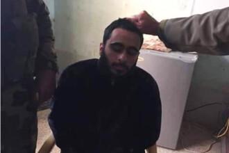 """Raspunsul uluitor dat de un luptator ISIS la intrebarea """"De unde esti?"""" Jihadistul a fost capturat din greseala"""
