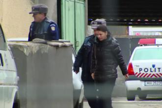 Barbatul filmat in timp ce-si agresa iubita in trafic a fost dus la audieri. Cine a convins-o pe femeie sa depuna plangere