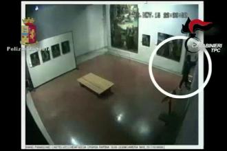 Zece moldoveni au fost arestati pentru furtul a 17 tablouri dintr-un muzeu din Verona. Capodoperele ar fi ascunse in Moldova
