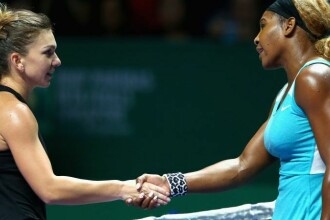 Serena Williams își dorește ca viitoarea ei adversară să fie Simona Halep