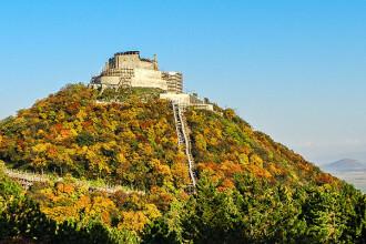 Cetatea Deva va fi redeschisa, dupa trei ani de lucrari si o investitie de 38 MIL. de lei. Ce vor putea vizita turistii aici
