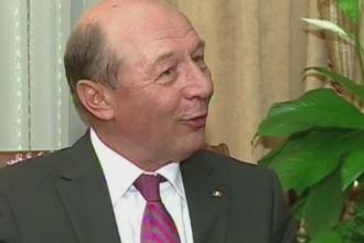 Traian Basescu: Chereches este un ticalos! Daca ar fi avut o urma de bun simt, si-ar fi retras candidatura