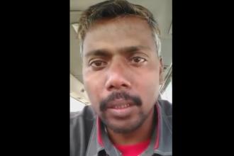 Un migrant indian a povestit in lacrimi despre viata lui in Arabia Saudita. Ce s-a intamplat dupa ce video-ul a ajuns viral