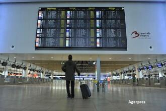 Cele 2 avioane vizate de amenintarea cu bomba au aterizat in siguranta in Belgia. Crucea Rosie a anulat planul de catastrofa