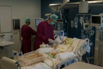 Patru pacienti raniti in incendiul din Colectiv, externati pentru a le face loc victimelor atentatelor de la Bruxelles