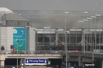 Marturiile romanilor care se aflau pe aeroportul din Bruxelles.