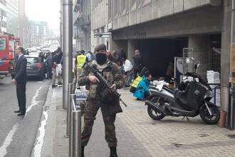 Numarul ranitilor in atentatele de la Bruxelles a crescut la 300: