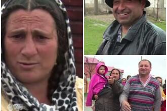 Tiganii dintr-o localitate din Dambovita se plang la Politie ca iau bataie de la sotii: