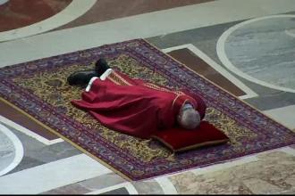 Mesajul dur al Papei Francisc, in Vinerea Mare. Suveranul pontif acuza
