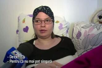 Izabela are nevoie de ajutor. Viata tinerei depinde de o operatie care costa 50.000 de euro