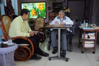 Fidel Castro scrie despre