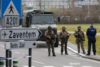 Pierderi uriase pentru cel mai mare aeroport din Belgia, dupa atentatele teroriste. Zaventem, in continuare inchis