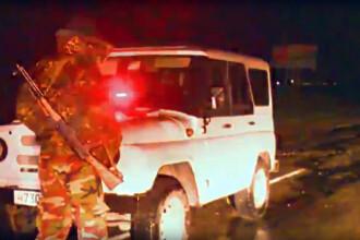Doua atacuri cu bomba in Rusia in ultimele 24 de ore. Statul Islamic sustine ca a ucis zece politisti. VIDEO
