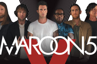 Maroon 5 concerteaza in premiera in Romania pe 5 iunie. Muse, Iron Maiden si Scorpions revin in iulie