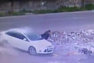 Masina cu bomba care a explodat in Turcia, surprinsa de camere. Sapte politisti au murit, 27 de persoane, ranite