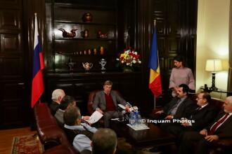 Ambasadorul Rusiei la Bucuresti,Valery Kuzmin: Rusia nu este o amenintare pentru Romania si nu are niciun plan de amenintare