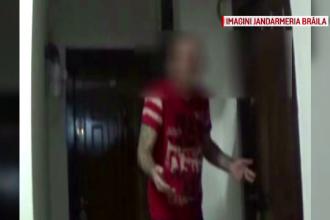 La 1 noaptea, un brailean asculta manele la maximum in bloc. Ce a facut in momentul in care au venit jandarmii la usa lui
