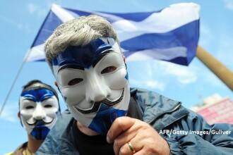 Este oficial! Premierul Scotiei a inaintat o data pentru ruperea tarii de Regatul Unit al Marii Britanii