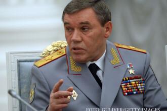 Seful Statului Major rus a discutat cu omologul sau din NATO pentru prima data din 2014. Avertismentul transmis de Kremlin