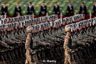 China anunta ca isi mareste bugetul militar cu 7%.
