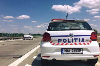 Un copil de 14 ani a fost accidentat mortal de o masina in timp ce mergea cu bicicleta pe trotuar, in Suceava