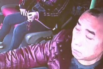 Momentul in care soferul unui autocar adoarme la volan si produce un accident tragic. Ce au constatat politistii. VIDEO