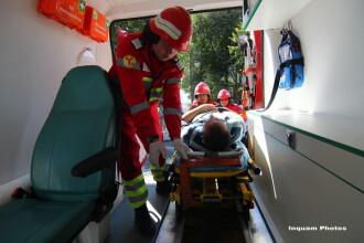 Accident foarte grav pe DN6. Doua persoane au murit, iar alte 5 sunt ranite, dupa ce un sofer a intrat pe contrasens