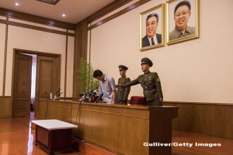 Coreea de Sud ofera o suma imensa de bani celor care dezerteaza din Coreea de Nord. Ce conditie trebuie indeplinita