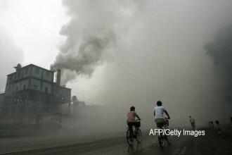 Organizatia Mondiala a Sanatatii: 25% dintre decesele copiilor de pana in 5 ani sunt cauzate de poluare