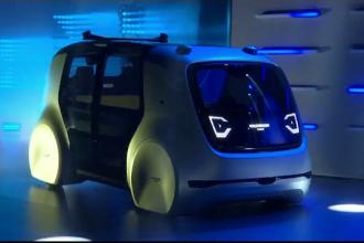 Masina care apare singura in fata soferului, la simpla apasare a unui buton. Inovatiile de la Salonul auto de la Geneva
