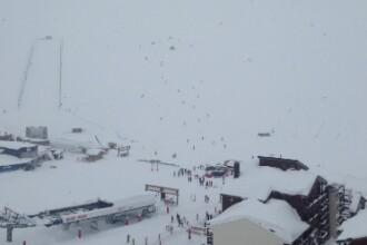 Un cetatean olandez mort si alti doi dati disparuti in urma unei avalanse in statiunea franceza de schi Valfrejus