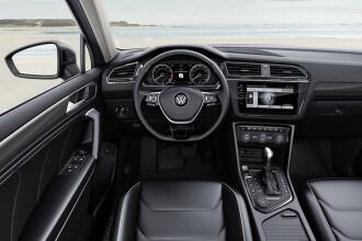 Volkswagen anunta lansarea unui nou SUV. Cum arata bolidul aflat intre Tiguan si Tuareg si cu 6 motoare disponibile. FOTO