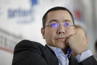 """Ponta face apel către membrii CEX al PSD: """"Sper să vă dea Dumnezeu mintea de pe urmă"""""""