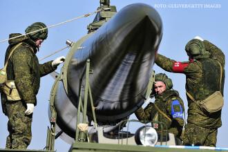 Rusia, acuzata ca a incalcat Tratatul Fortelor Nucleare Intermediare. Noile rachete ale lui Putin ameninta si Romania