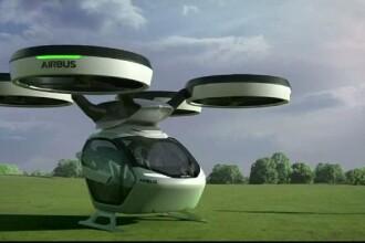 Masina viitorului, la Salonul auto de la Geneva. Cand va fi scos la vanzare primul exemplar de autoturism zburator