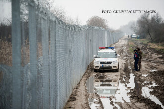 Ungaria cauta 3.000 de paznici pentru