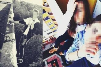 Ultimele mesaje ale celor doi tineri care s-au aruncat de la etajul 18. Si-ar fi anuntat gestul extrem pe internet. FOTO