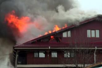 Anchete in lant dupa incendiul de la o pensiune din Focsani. Ilegalitatile suspectate de investigatori
