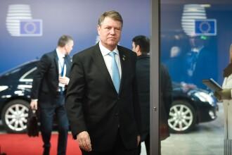 Klaus Iohannis este foarte multumit de activitatea procurorului general si a procurorului sef al DNA