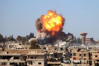 Dublu atentat cu bomba produs in capitala Siriei, Damasc. Cel putin 44 de persoane au murit, iar zeci de oameni sunt raniti