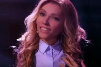 Dupa ce a vrut boicotarea Eurovisionului, Rusia trimite la Kiev o tanara in scaun cu rotile: